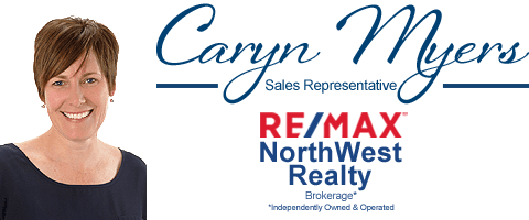 Caryn Myers - RE/MAX NORTHWEST REALTY LTD. Brokerage